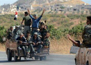 Ejército sirio continúa desplegando refuerzos en el noreste de Siria