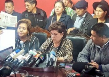 MAS presentará recurso contra decreto del Gobierno de facto