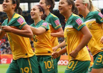 Las futbolistas de la selección australiana alcanzan la igualdad salarial con los hombres