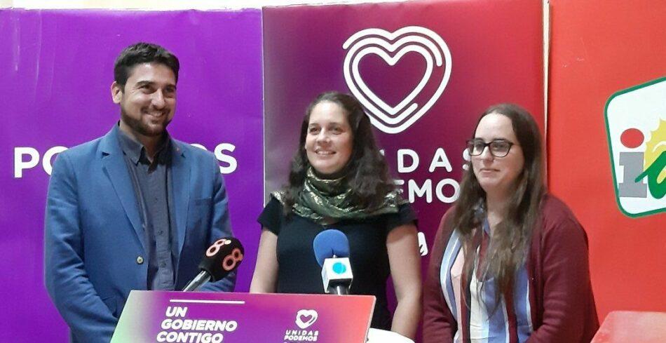 Adelante Andalucía solicita una intervención integral en las viviendas de AVRA de la barriada El Rancho de Morón de la Frontera