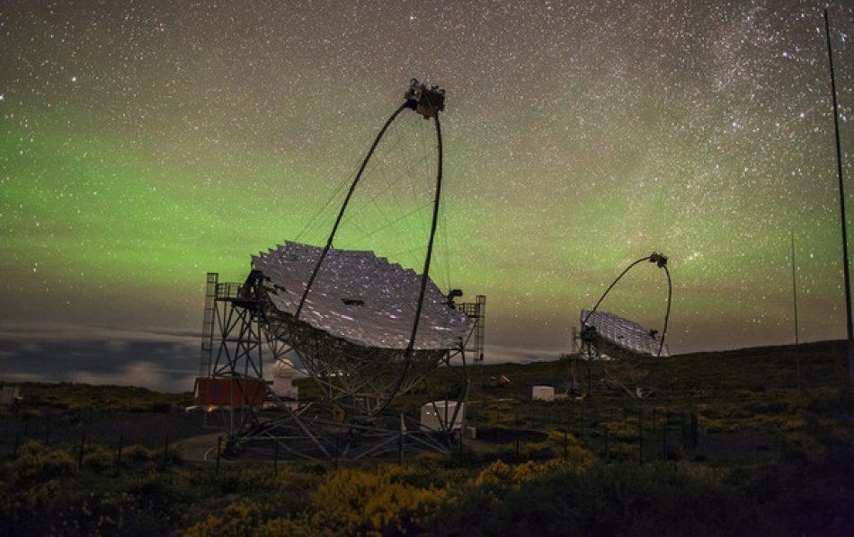 Observan explosiones cósmicas de rayos gamma con altísima energía
