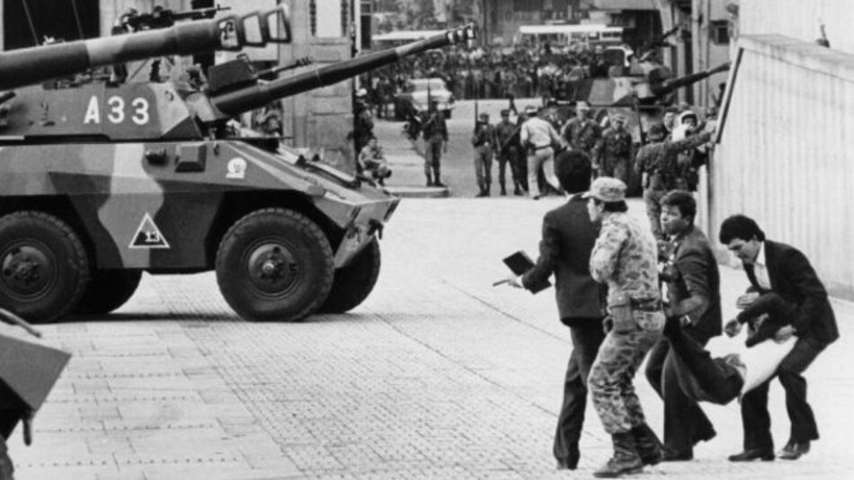 Colombia: a 34 años de la masacre en el Palacio de Justicia