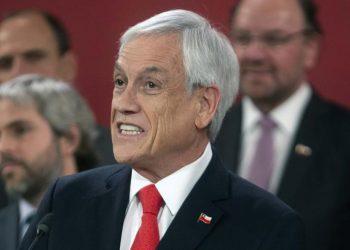 La Justicia chilena admite querella contra Piñera por crímenes de lesa humanidad