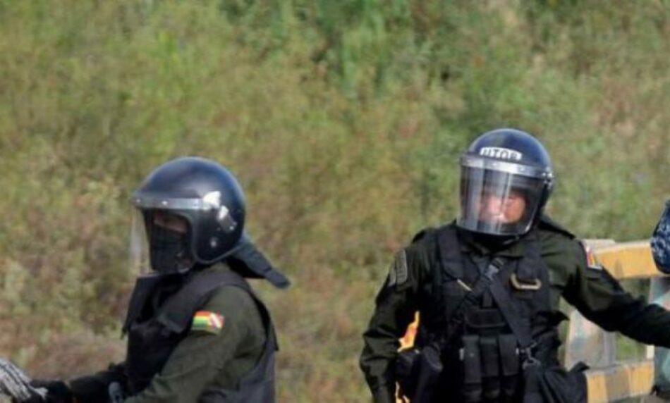 Fuente militar alerta que crecen divisiones entre policía y Fuerzas Armadas en Bolivia