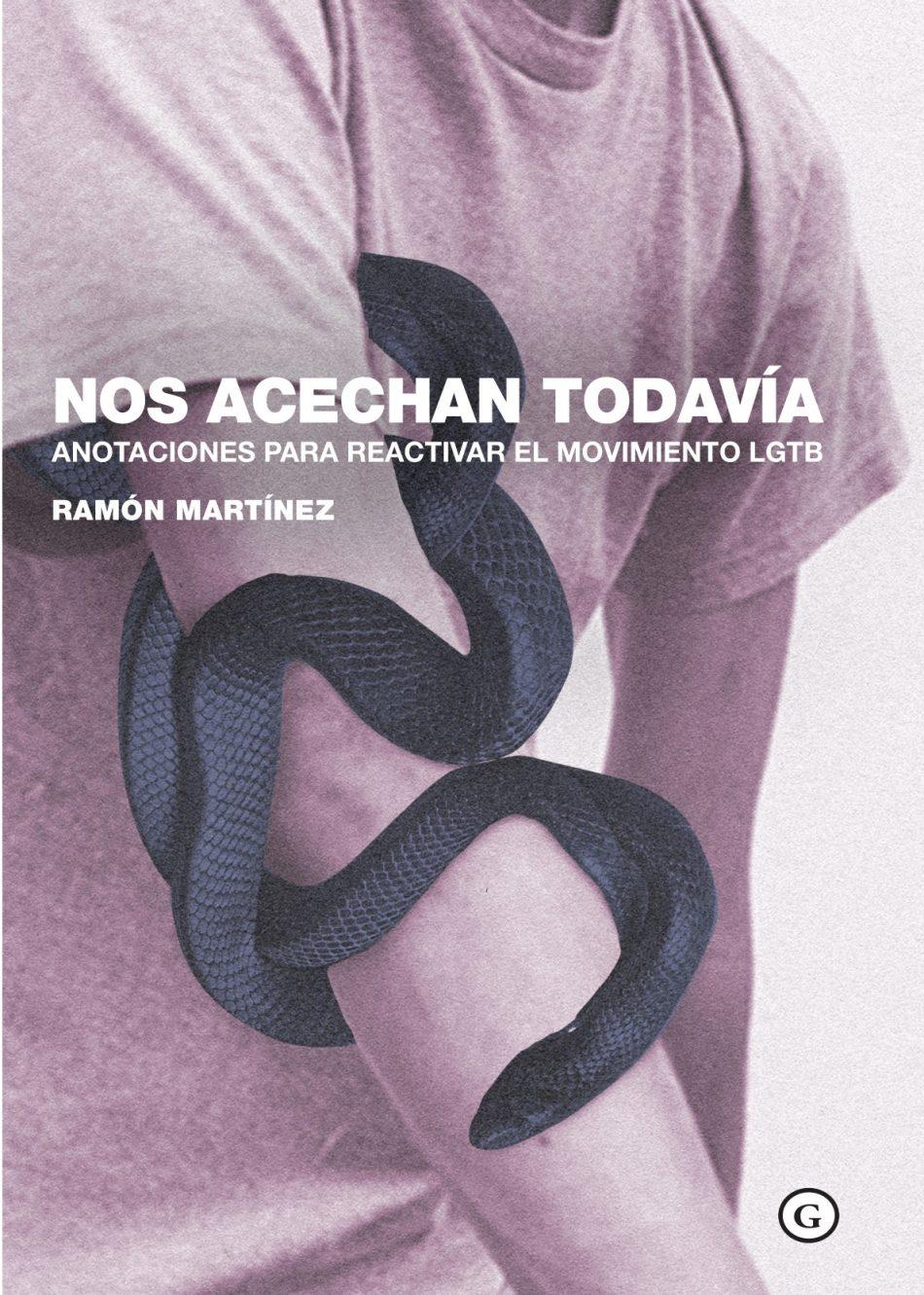 Ramón Martínez llama a replantear el activismo LGTB en su nuevo libro