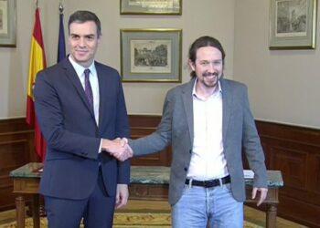 PSOE y Unidas Podemos alcanzan un preacuerdo de Gobierno sin vetos tras 24 horas de negociaciones