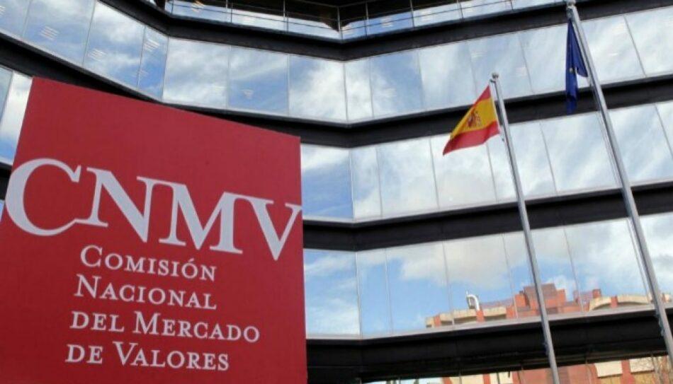 La CNMV advierte sobre 20 nuevas entidades de inversión irregulares