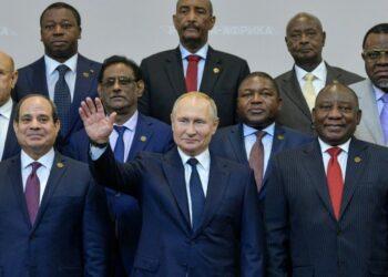 El despegue ruso hacia África