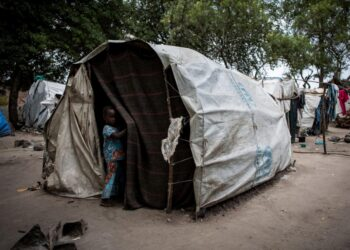 Los desplazados en el este de la RDC víctimas de violaciones generalizadas de derechos humanos