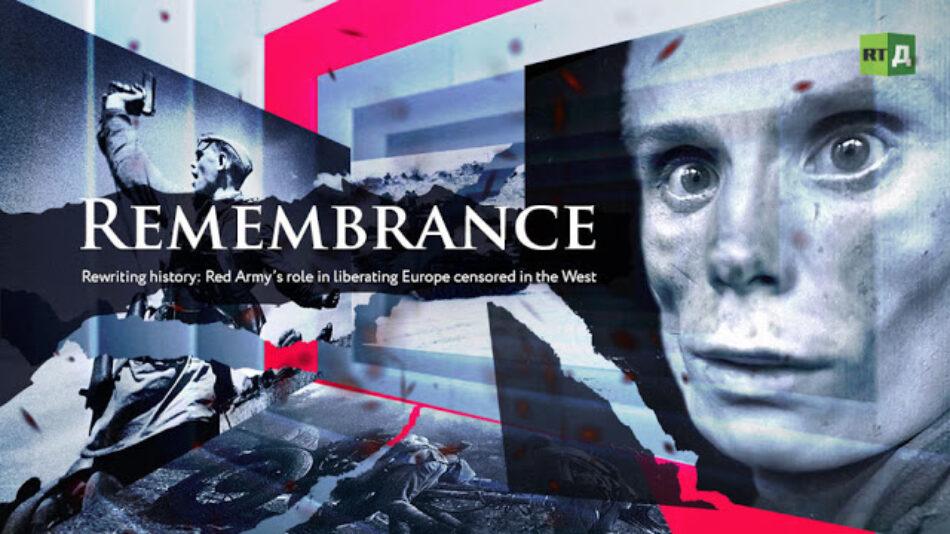 «La memoria», documental que recupera el papel histórico del ejército rojo en la liberación de Europa