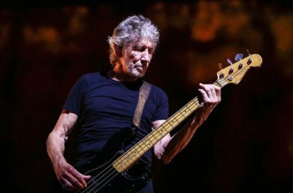 Roger Waters envía mensaje de apoyo a Evo Morales