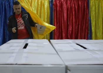 Rumanía también celebra sus elecciones presidenciales