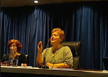 """Argentina. Rosa Cobos: """"La novedad de la prostitución en el siglo XXI es la fusión entre los intereses patriarcales y los intereses capitalistas"""""""