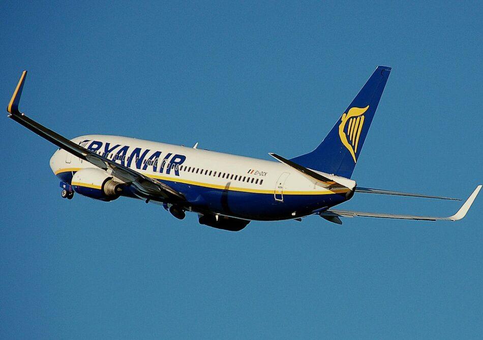 FACUA solicita a las autoridades de consumo autonómicas el establecimiento de multas a Ryanair