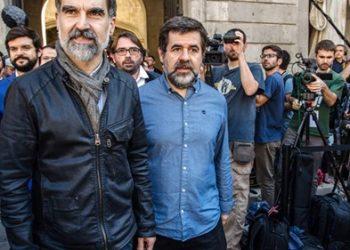 Amnistía Internacional: «la condena por sedición a Jordi Sànchez y Jordi Cuixart, una amenaza a los derechos a la libertad de expresión y de reunión pacífica»