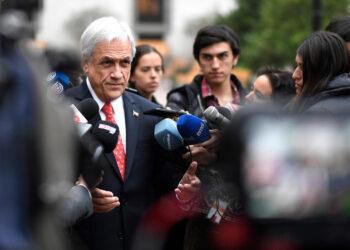 Piñera eleva el tono y anuncia nuevas medidas para reprimir y criminalizar las protestas