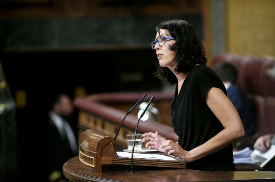 García Sempere es incluida en una 'lista negra' de Bayer/Monsanto por oponerse al glifosato