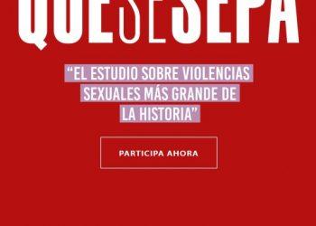 Lanzan #QueSeSepa, «la encuesta más grande sobre violencias sexuales de la historia»