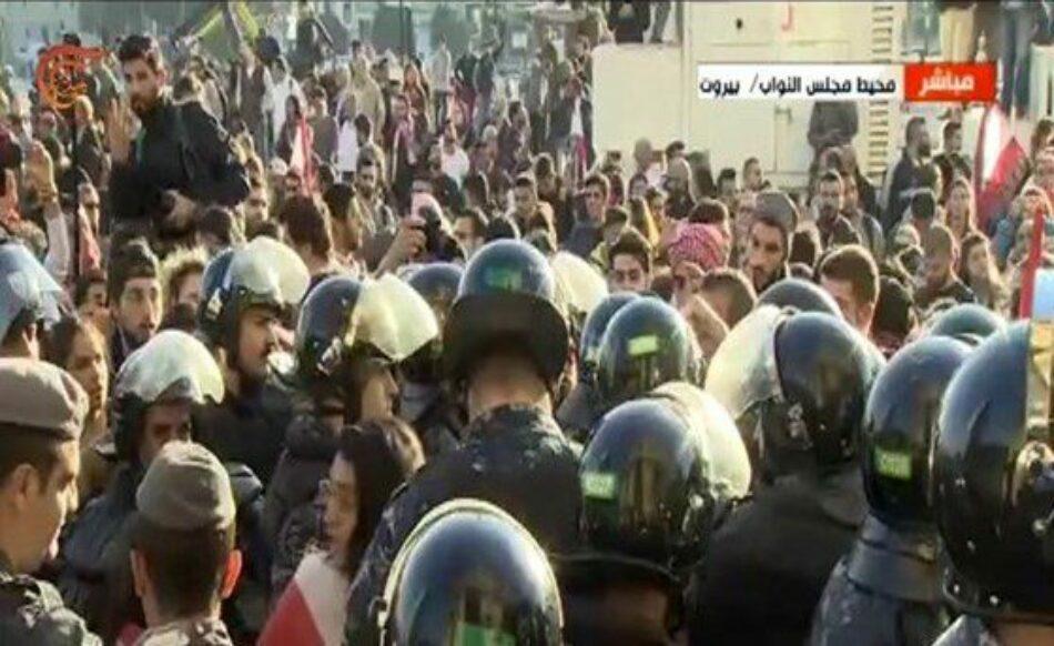 El Líbano continúa en el laberinto de protestas populares