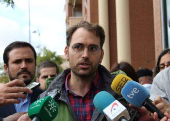Toni Valero arremete contra Vox: «No son patriotas, son un partido neofranquista que quiere acabar con los derechos que recoge nuestra Constitución»