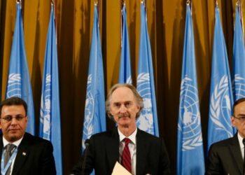 El Comité Constitucional sirio seguirá sesiones el 25 de noviembre