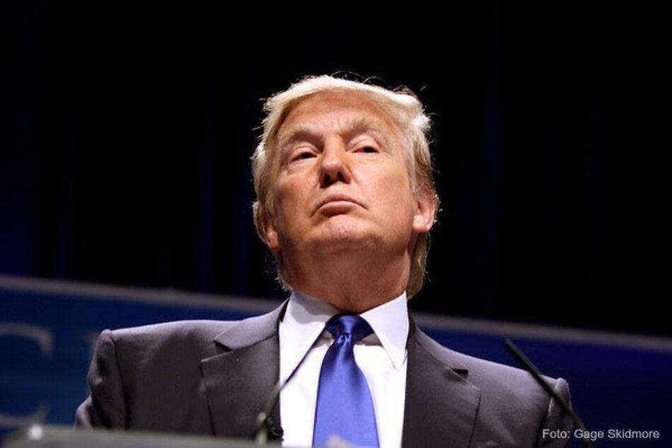 Reactivo de Greenpeace ante la notificación oficial de Trump de retirar a EEUU del Acuerdo de París