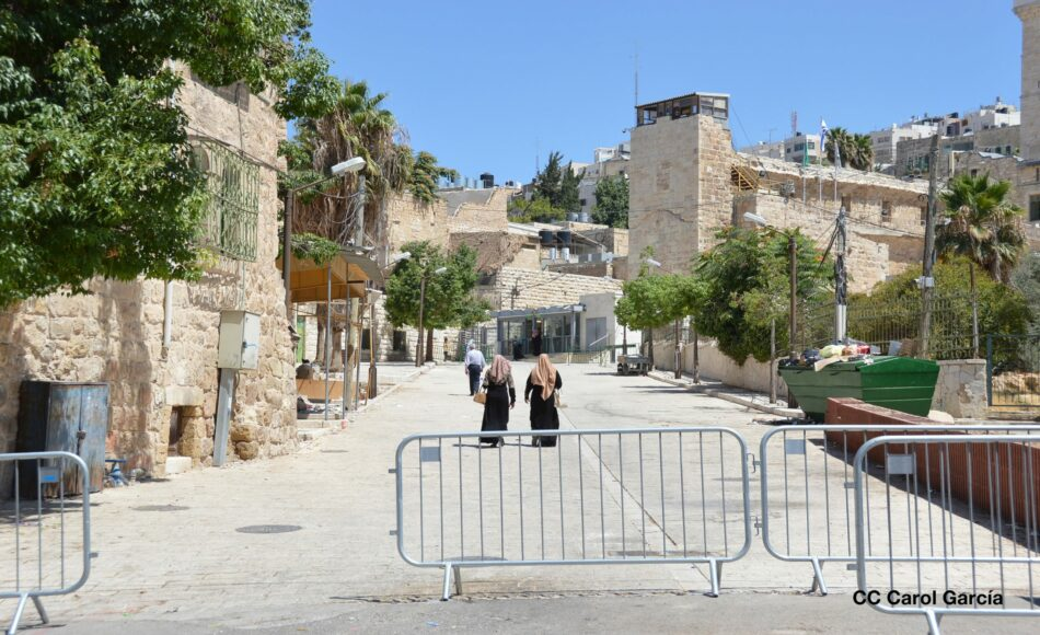 EEUU no considera ilegales los asentamientos en Cisjordania
