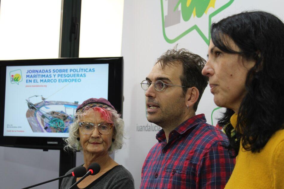 IU Andalucía aborda este fin de semana los retos del sector pesquero