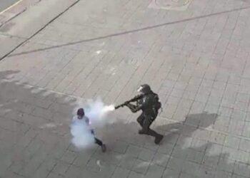 Falleció en Colombia el estudiante Dylan Cruz, al que un policía le perforó el cráneo con una granada de gas