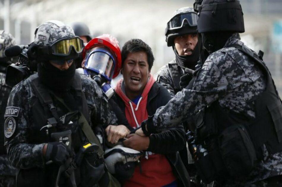Persecución y golpizas contra miembros del MAS en Bolivia