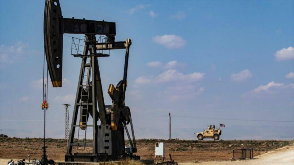 Siria urge a EEUU a dejar de robar su petróleo y a salir del país