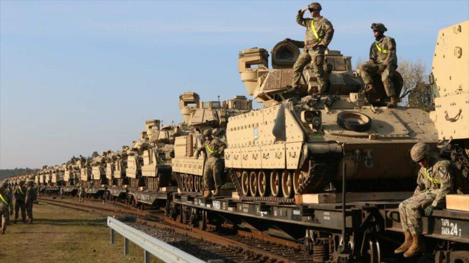 Rusia advierte: OTAN se prepara para un conflicto a gran escala
