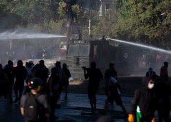 CIDH denuncia despliegue desproporcionado de la Policía en Chile