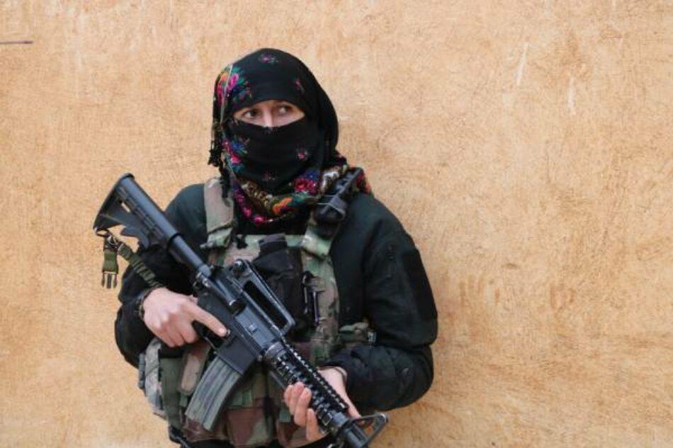 Brigada internacionalista: «Es un honor apoyar a las YPG / YPJ»