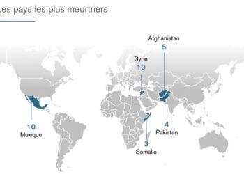 Reporteros Sin Fronteras (RSF): 49 periodistas muertos y 389 entre rejas en 2019