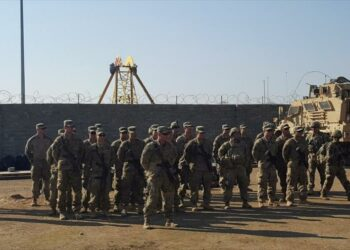 Atacan con cohetes a una base militar de EEUU en Irak