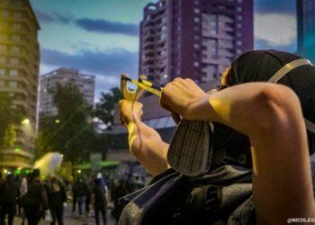 Chile. Las mujeres de la primera línea de combate no dan tregua a la violencia de los carabineros