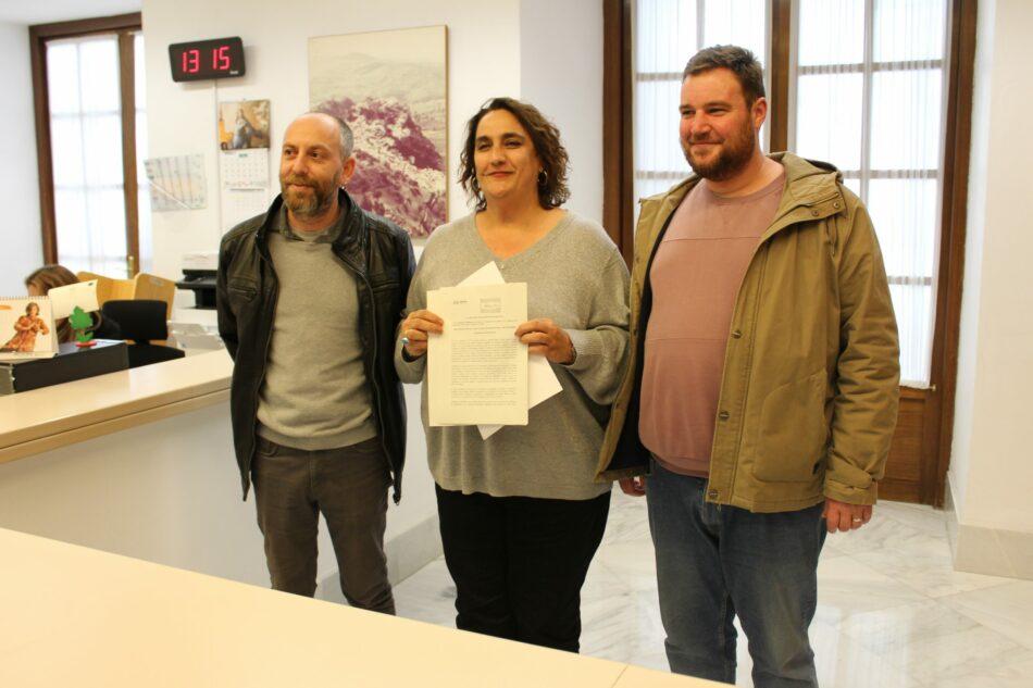 Adelante Andalucía presenta una proposición de ley para que se reconozca el 4 de diciembre