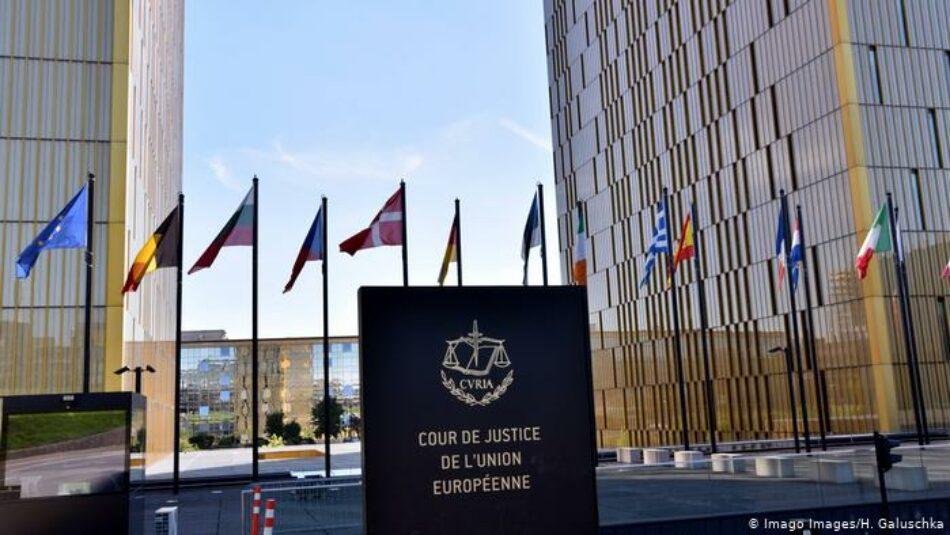 """IU señala que la sentencia europea sobre Junqueras """"deja en evidencia al Tribunal Supremo"""" y pide que se facilite la recogida de su acta de eurodiputado"""