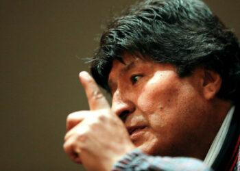 Evo Morales ante la orden de detención de la Fiscalía de Bolivia por «sedición y terrorismo»: «no me asusta»