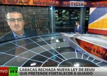«Llamar ayuda humanitaria a financiar la corrupta oposición venezolana es un insulto a la inteligencia»: Cubainformación en RT