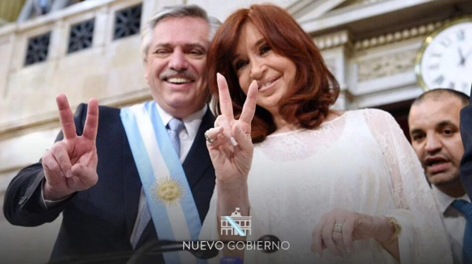 Los Fernández se adueñaron de la argentina