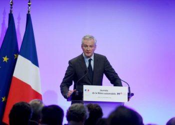 Francia advierte a Washington que demandará ante la OMC el establecimiento de nuevos aranceles