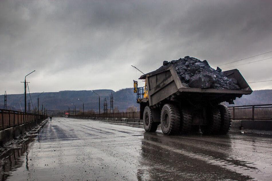 Greenpeace denuncia violaciones de derechos humanos en la extracción del carbón que España importa de Colombia, Indonesia, Rusia y Sudáfrica
