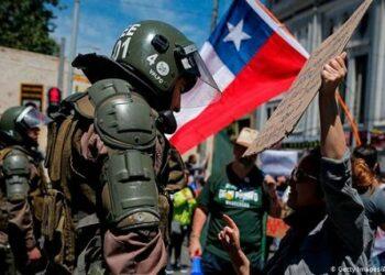 Chile. «Hay olor a Revolución en el aire»