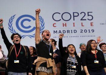 Juventud por el Clima valora la COP25 como un fracaso