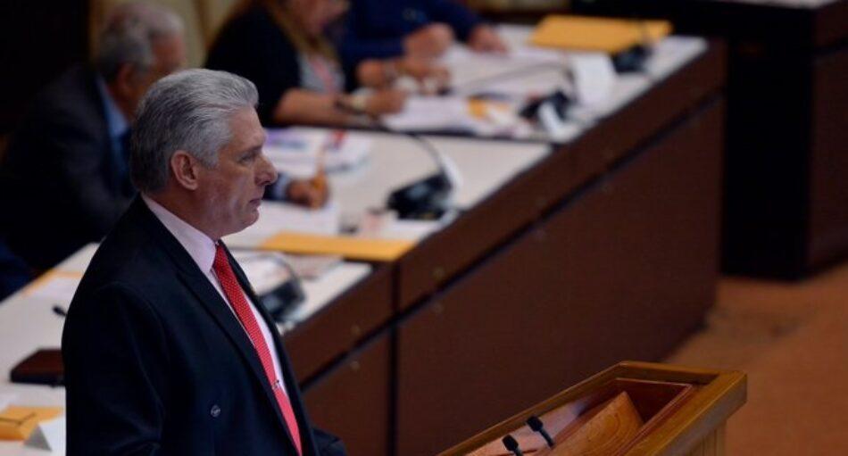 Díaz-Canel: «Hemos derribado obstáculos que parecían insalvables»
