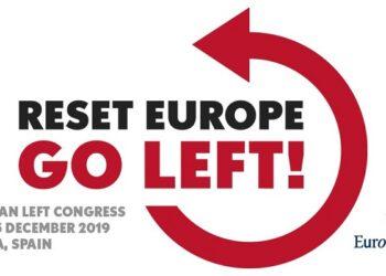 """El Congreso de la Izquierda Europea quiere ser la respuesta a la """"profunda crisis económica, social e institucional sistémica"""" de la UE"""