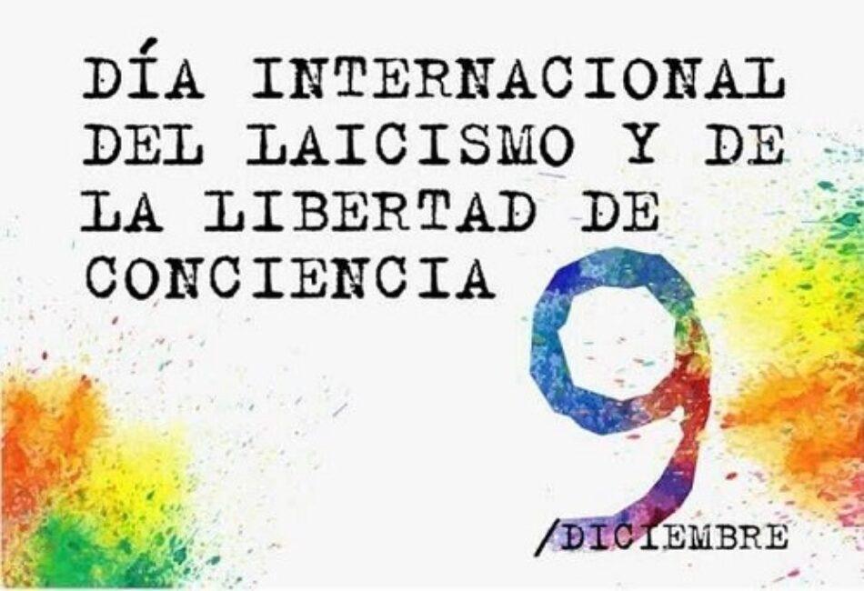 Declaración de Europa Laica: 9-D Día internacional del laicismo y la libertad de conciencia