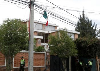 El Gobierno de facto de Bolivia pedirá la expulsión de los diplomáticos españoles